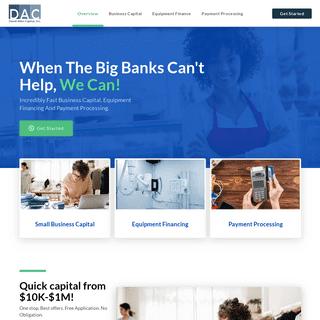 Home - David Allen Capital, Inc.