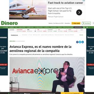 ¿Cuál es y cómo funciona la nueva aerolínea regional de Avianca-