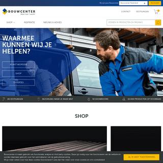Homepage - Bouwcenter