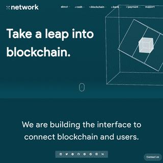 X-Network - Take a leap into blockchain