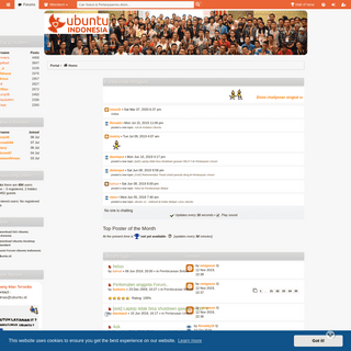 Forum Komunitas Ubuntu Indonesia - FUI - Home