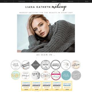 Liana Kathryn Makeup - Denver Makeup Artist