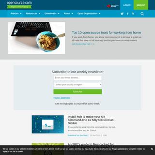 Opensource.com - Opensource.com