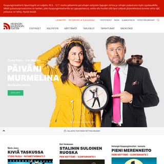 ArchiveBay.com - hkt.fi - Helsingin Kaupunginteatteri