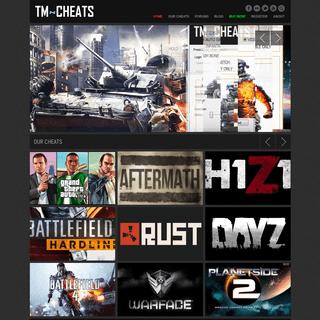 ArchiveBay.com - tmcheats.com - TMCheats.com - H1Z1 Cheats – GTA5 Cheats – CSGO Cheats – Infestation Cheats – Battlefield Cheats