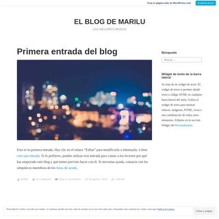 ArchiveBay.com - moda644111146.wordpress.com - EL BLOG DE MARILU – LAS MEJORES MODAS