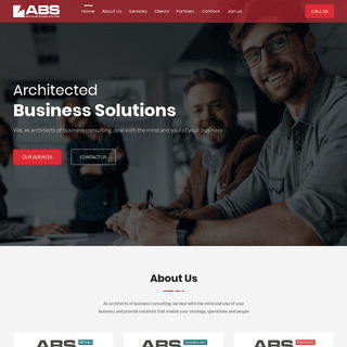 Home - Architected Business Solutions