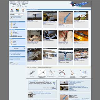 rc.kaloula.com le site de l'AeroModelisme