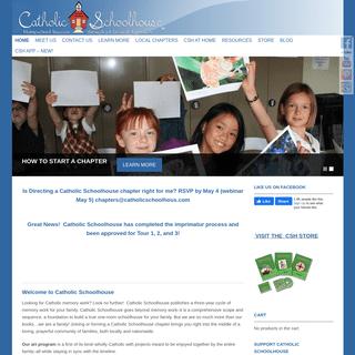 Catholic Memory Work - Catholic Schoolhouse