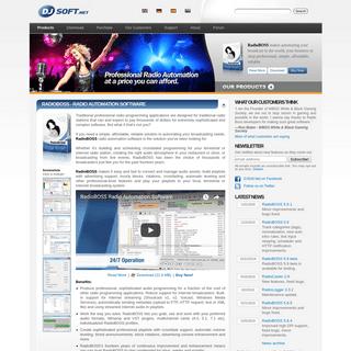 RadioBOSS – Radio Automation Software