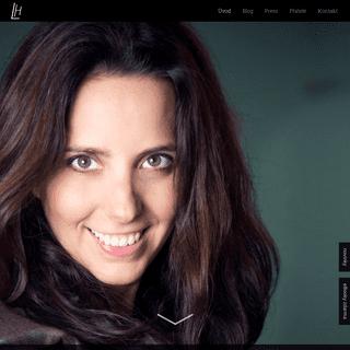 Lucie Harnošová - kontaktní maminka, lektorka a podnikatelka