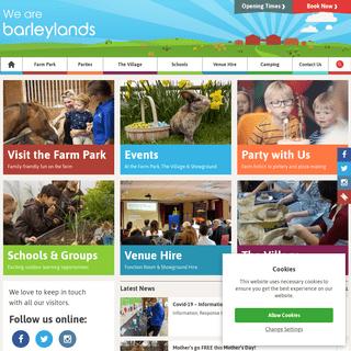 Barleylands Farm Park and Craft Village Billericay Essex
