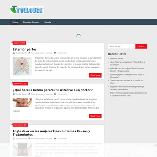 Ot Toulouse - Ideas Remedio Natural