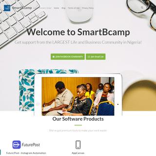 SmartBcamp - Big Business Community - SmartBcamp