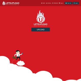 Upload Files - Letsupload Free Unlimited Hosting