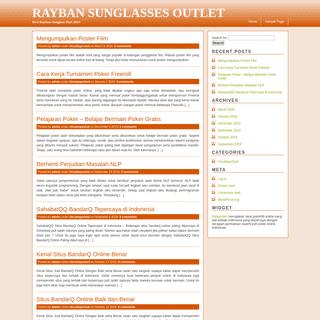 Rayban Sunglasses Outlet - Best Rayban Sunglass Shot 2019