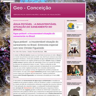 Geo - Conceição