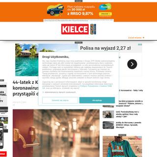44-latek z Kielc wrócił z Włoch z koronawirusem-! Są objawy, lekarze przystąpili do akcji - Super Express