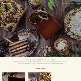Thierry Chocolates