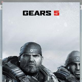Gears 5 - Home