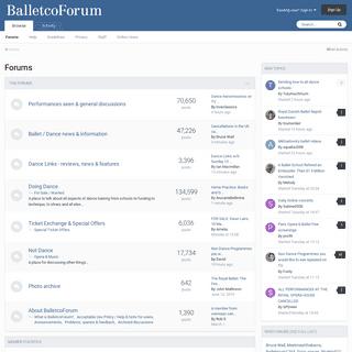 Forums - BalletcoForum