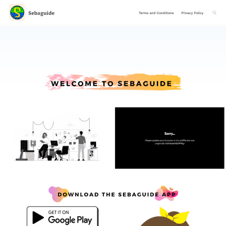 Sebaguide – A Complete Guide for SEBA Students