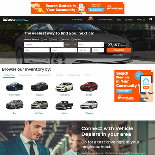New and Used Cars For Sale - Buy - Sell Vehicles for Free - AutoCatch.com