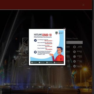 Pemerintah Kota Surakarta – Wasis, Waras, Wareg, Mapan dan Papan