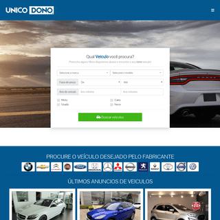 ÚNICODONO - Carros novos e usados, carros usados e único dono
