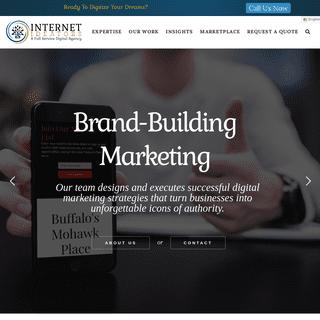 Internet Ideators- A Full Service Digital Marketing Agency