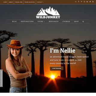 ArchiveBay.com - wildjunket.com - Home – Wild Junket Adventure Travel Blog