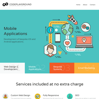 Home - CodePlayground