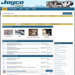 Jayco RV Owners Forum