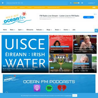 Home - Ocean FM
