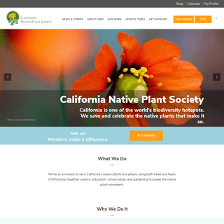ArchiveBay.com - cnps.org - California Native Plant Society (CNPS)