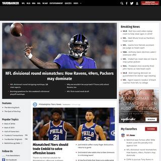 ArchiveBay.com - yardbarker.com - Sports Rumors, News & Videos - Yardbarker.com