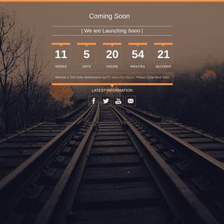 ≡ Coming Soon ≡