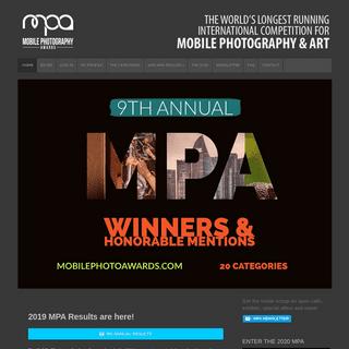 ArchiveBay.com - mobilephotoawards.com - - Mobile Photography Awards