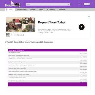 HumanResourceMag - HR Jobs in Nigeria, HR Articles, HR Tips