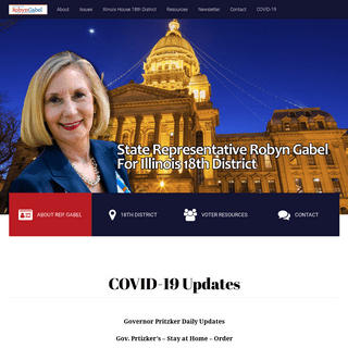 State Representative Robyn Gabel - Official Site of 18th District State Representative