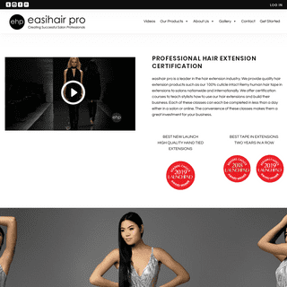 ArchiveBay.com - easihairpro.com - easihairpro - Hair Extensions - Tape In, Clip In, Hand Tied Extensions