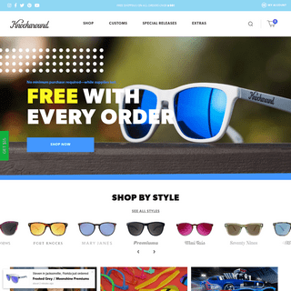 Knockaround - Affordable Sunglasses from San Diego