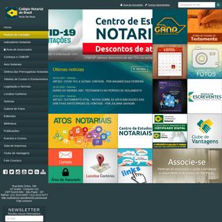 Colégio Notarial do Brasil - Seção São Paulo