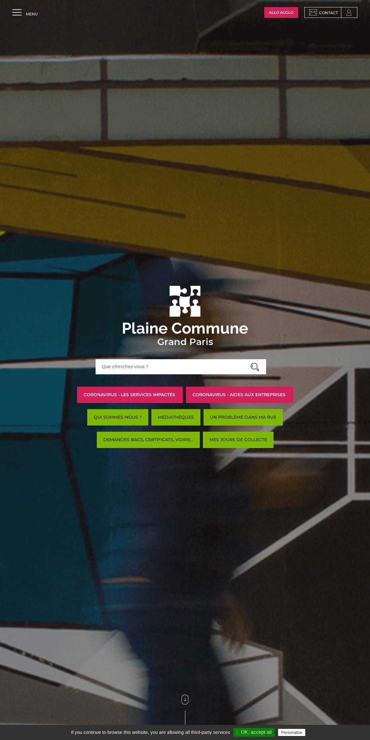 Plaine commune - Grand Paris