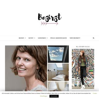 Bezirzt - Der Storytelling-Reiseblog