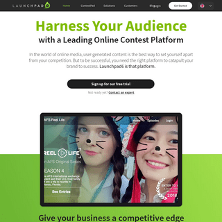 Launchpad6 - Online Contest and Competition Platform Software