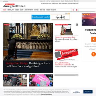 ArchiveBay.com - rheinische-anzeigenblaetter.de - rheinische-anzeigenblaetter.de - Die Wochenzeitungen im Rheinland - lokale Nachrichten, Termine und Anzeigen