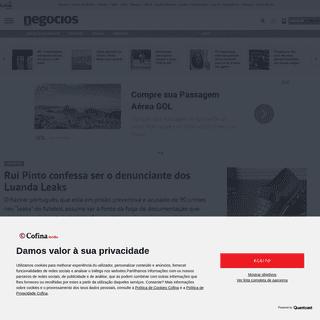 Rui Pinto confessa ser o denunciante dos Luanda Leaks - empresas - Jornal de Negócios