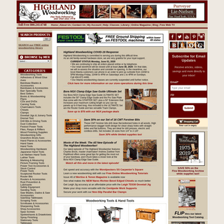 Fine Woodworking Tools & Hand Tools