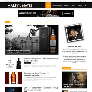Malty Mates Whisky Blog - Malty Mates